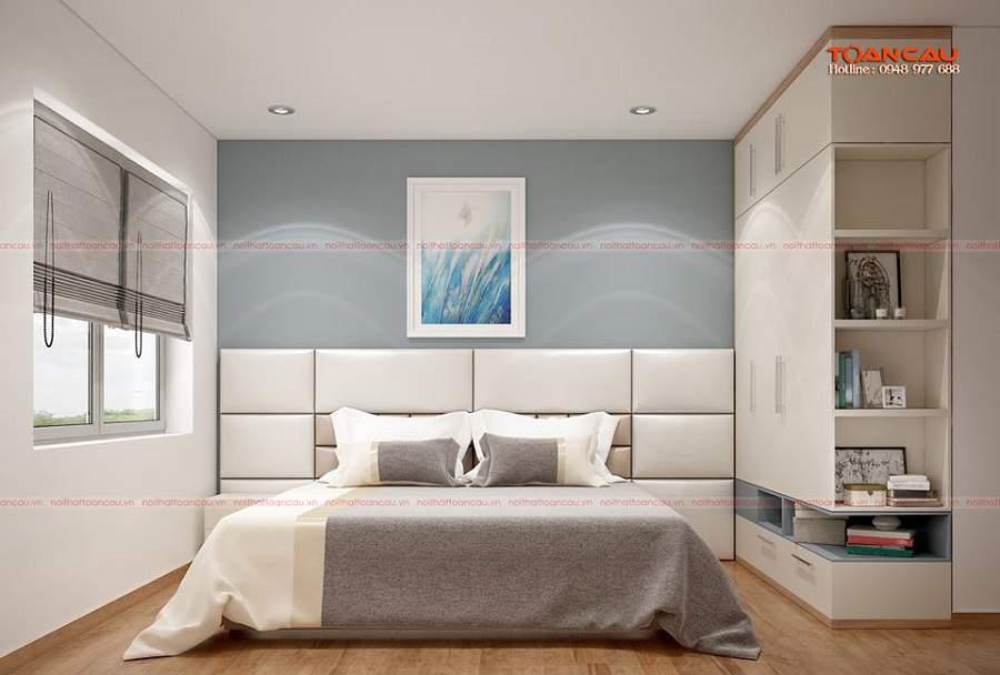 Những mẫu thiết kế nhà 2 phòng ngủ cha mẹ