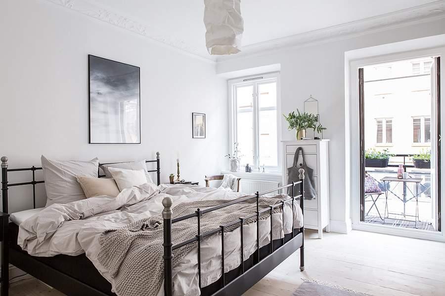 thiết kế phòng ngủ chung cư đẹp ưng ý