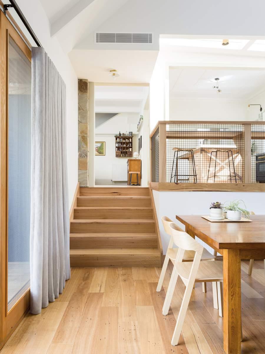 Thiết kế nhà đẹp diện tích 90m2 phòng bếp