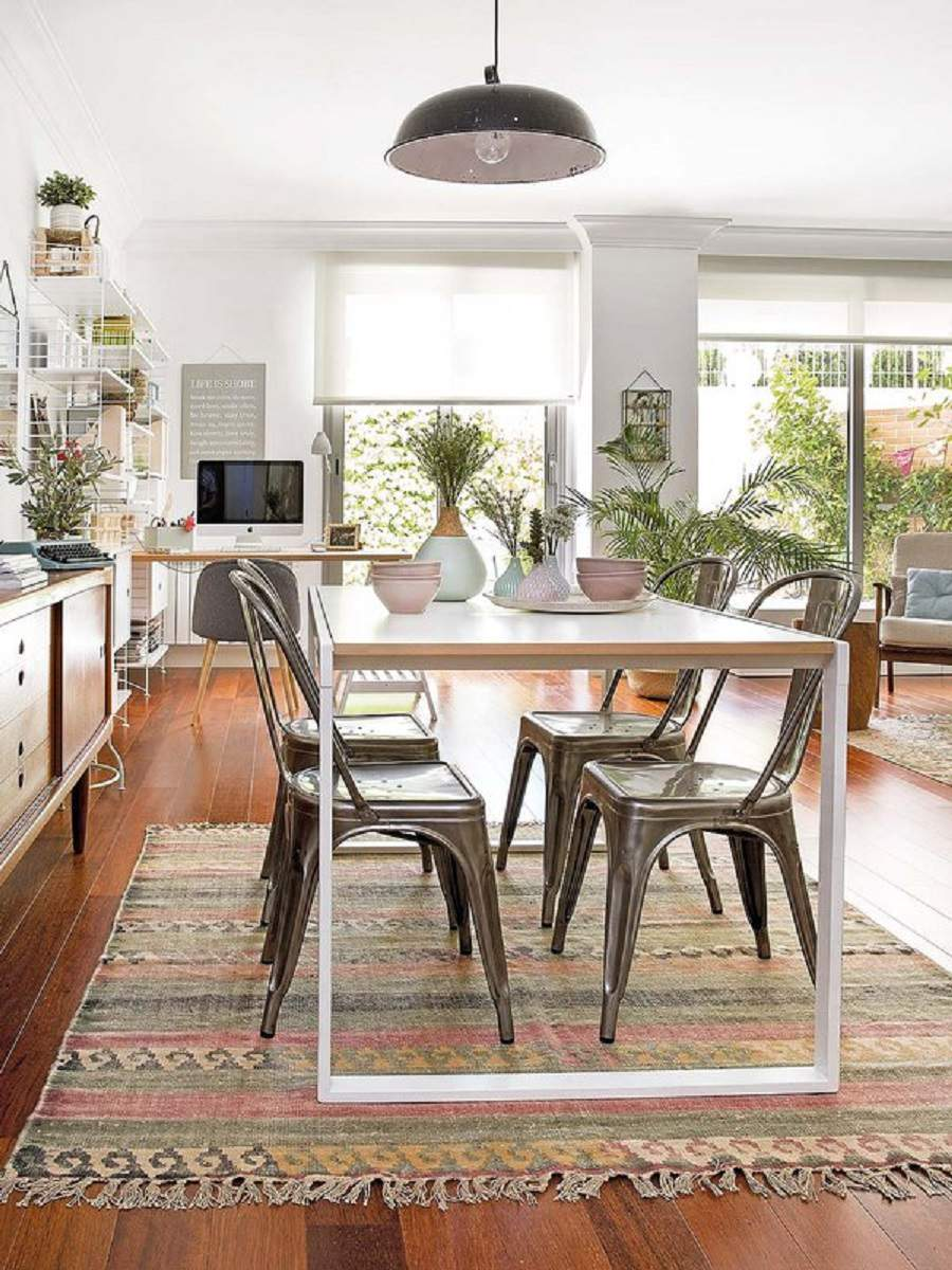 thiết kế nhà phố 24m2 cho căn phòng bếp hài hòa