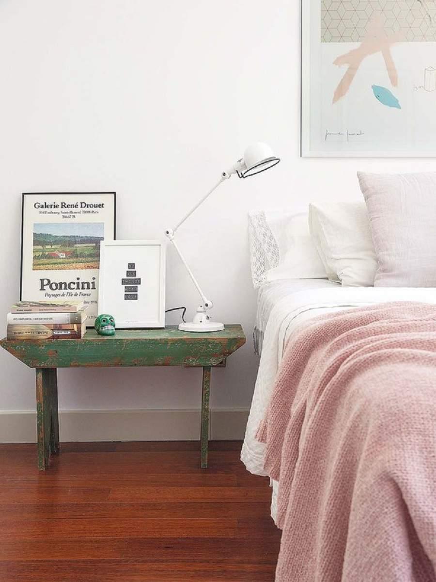 Thiết kế nhà diện tích nhỏ 24m2 cho căn phòng ngủ cha mẹ