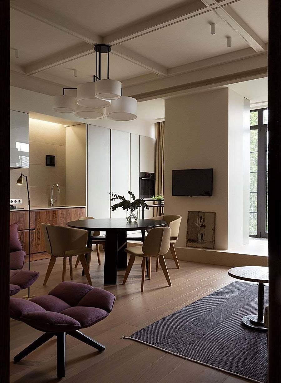 tư vấn thiết kế căn hộ 25m2 sang trọng
