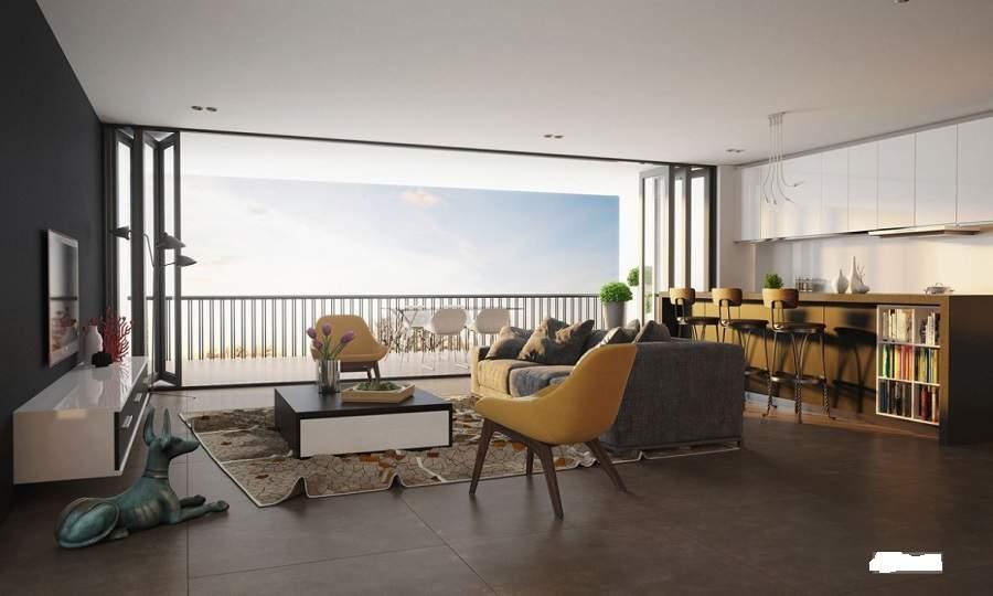 Thiết kế nội thất nhà nhỏ đẹp 30m2