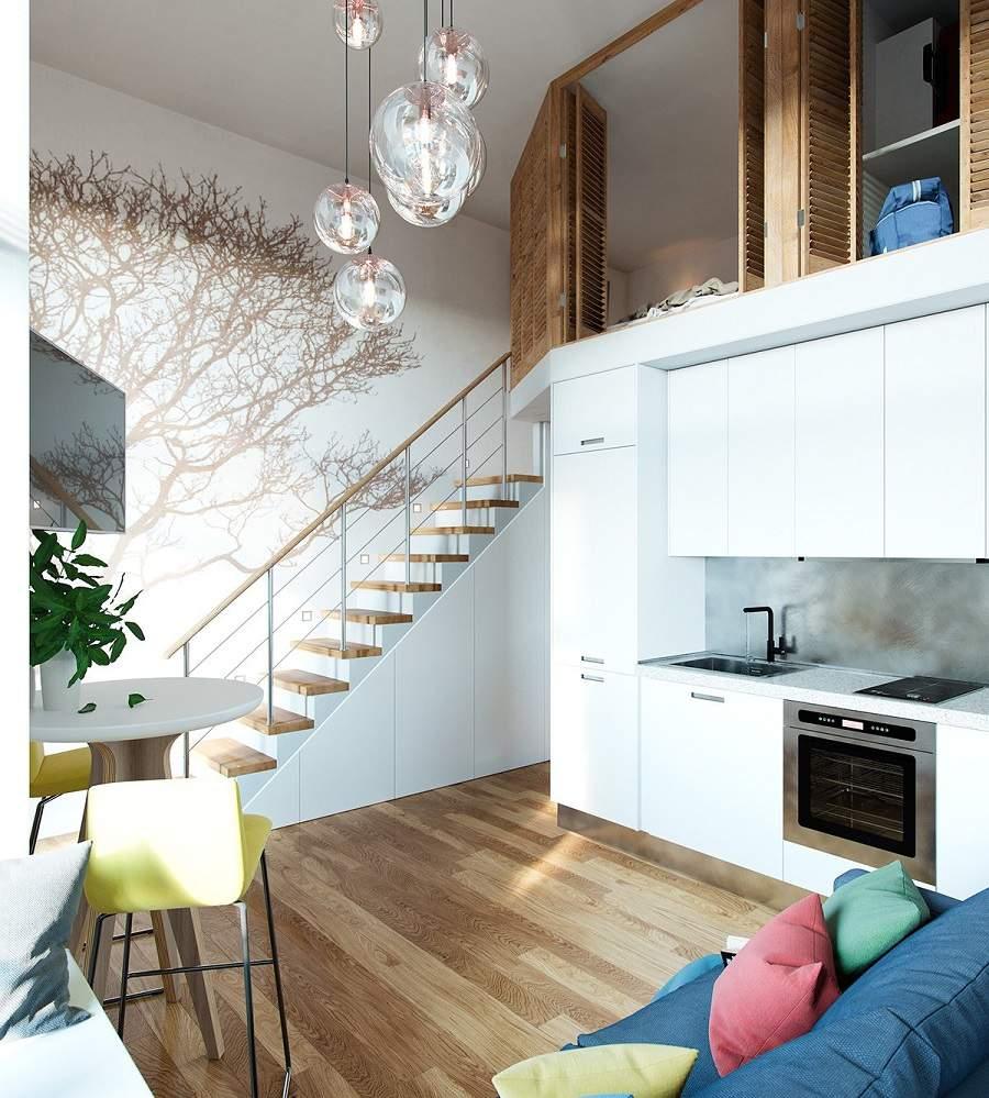 Thiết kế nhà nhỏ đẹp 15m2 đến 30m2