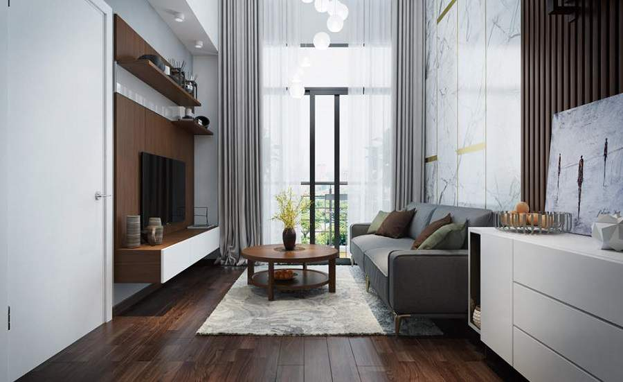 Những mẫu thiết kế nội thất cho nhà nhỏ