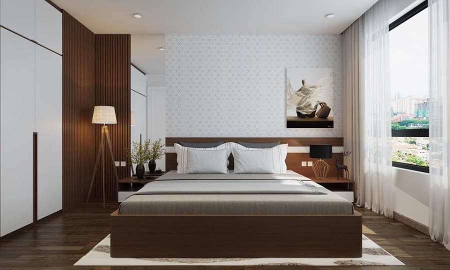 Cách trang trí phòng ngủ nhỏ hẹp
