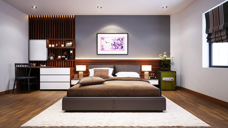 Cách bài trí những vật dụng cho phòng ngủ người mệnh kim