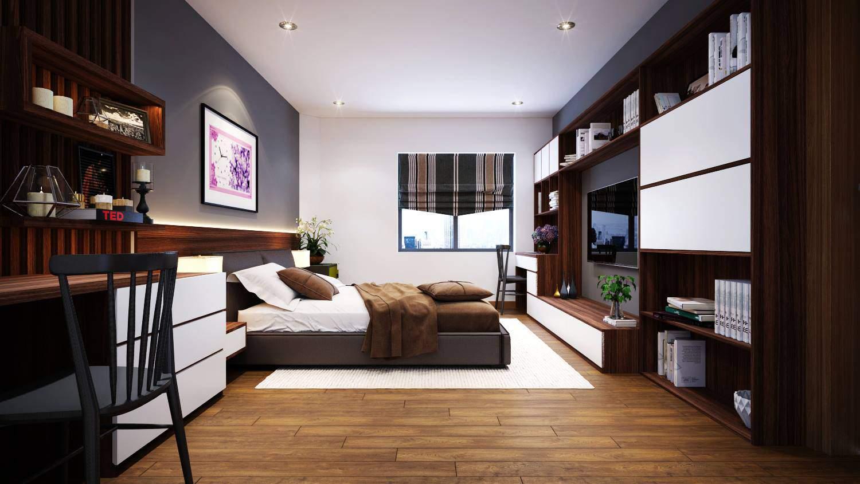Cách trang trí nội thất hợp phong thủy phòng ngủ