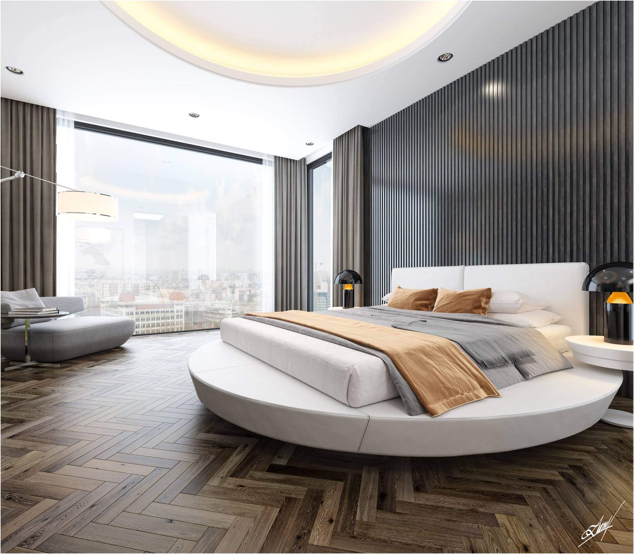 Mẫu thiết kế phòng ngủ đẹp và đẳng cấp
