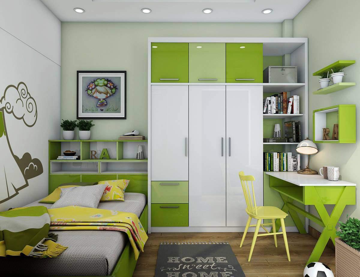 Cách trang trí đồ nội thất phòng ngủ cho gia chủ mệnh Mộc