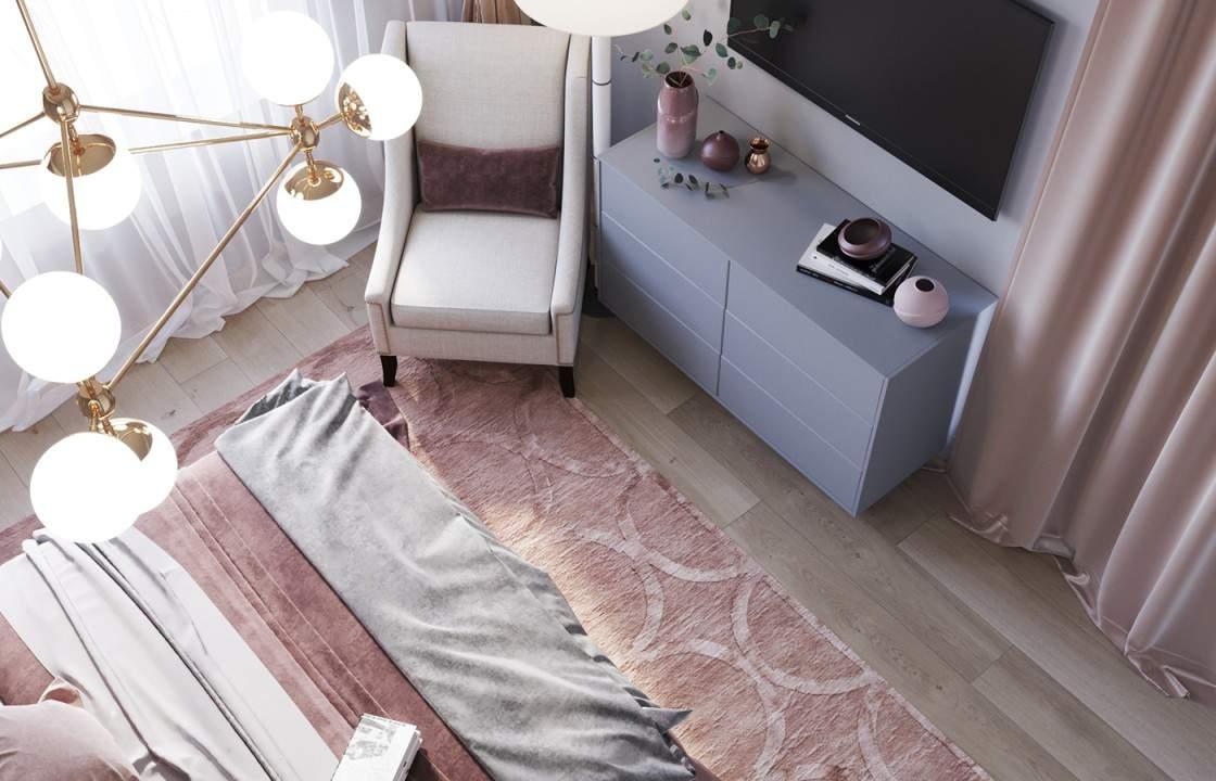 Trang trí phòng ngủ theo phong cách Hàn Quốc lãng mạn ngọt ngào