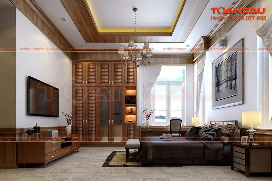 Thiết kế nội thất phòng khách đẹp cho nhà ống tại Hà Nội cho mọi nhà sang