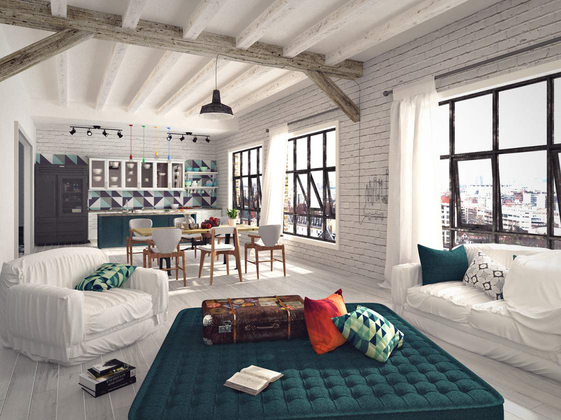 Thiết kế phòng khách Fivestar đẹp sang trọng với nội thất cao cấp