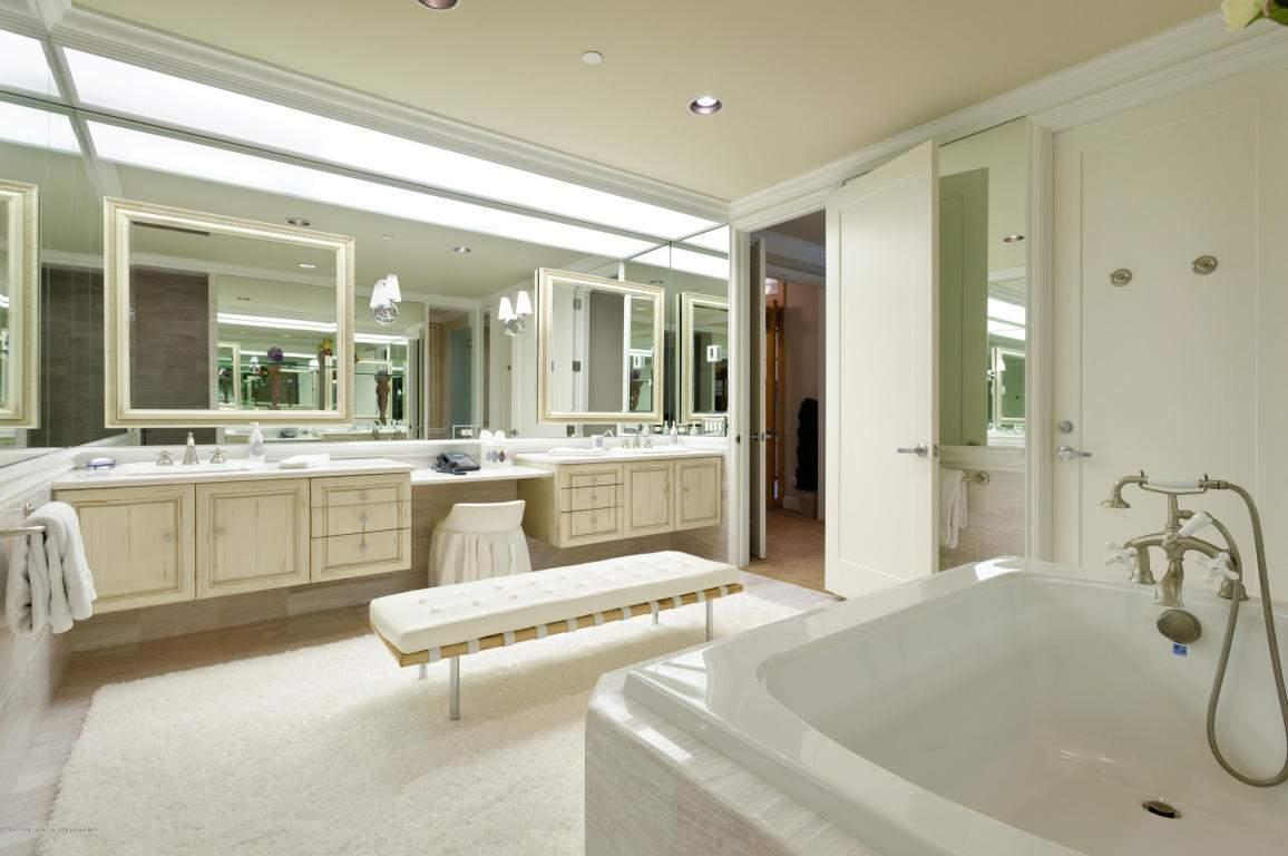 thiết kế nội thất biệt thự cho phòng tắm