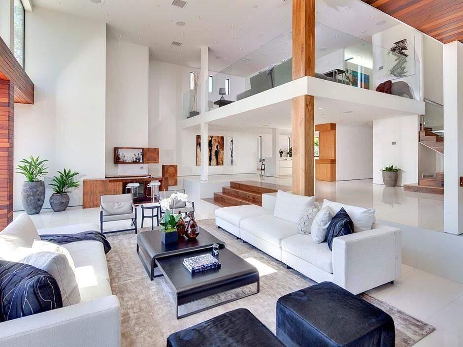 thiết kế nội thất biệt thự hiện đại thoáng đãng