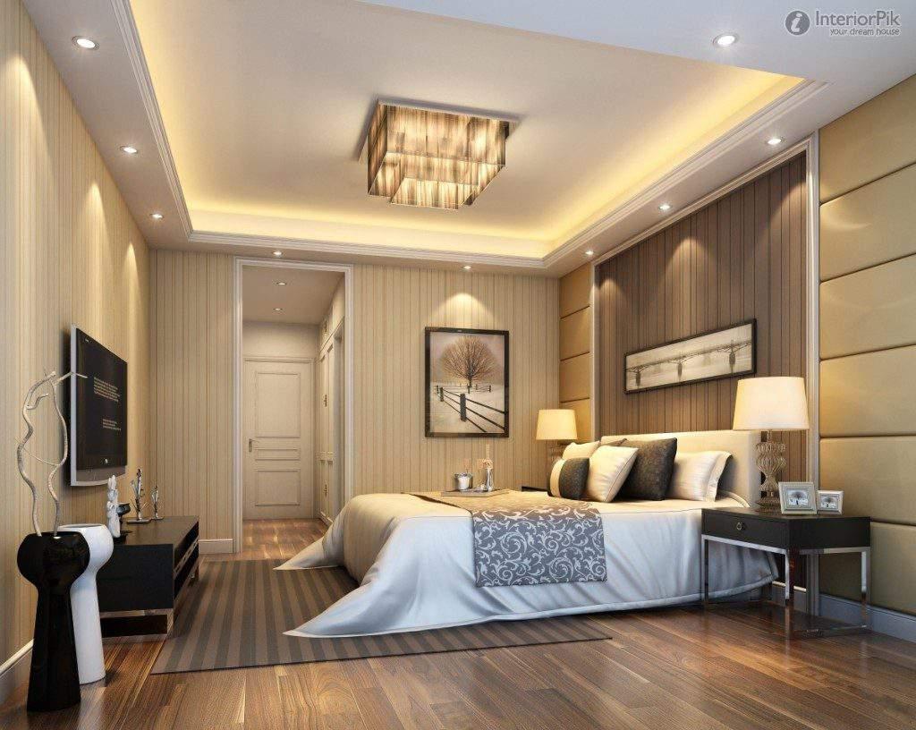 căn phòng ngủ ấm áp, hạnh phúc
