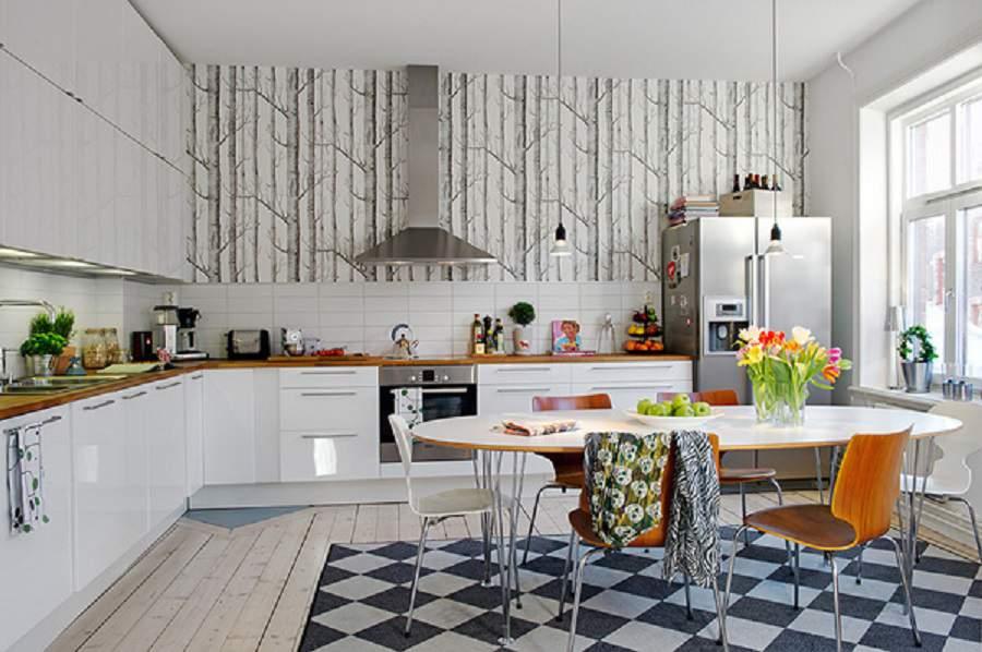 thiết kế nội thất đẹp hoàn hảo cho căn phòng bếp