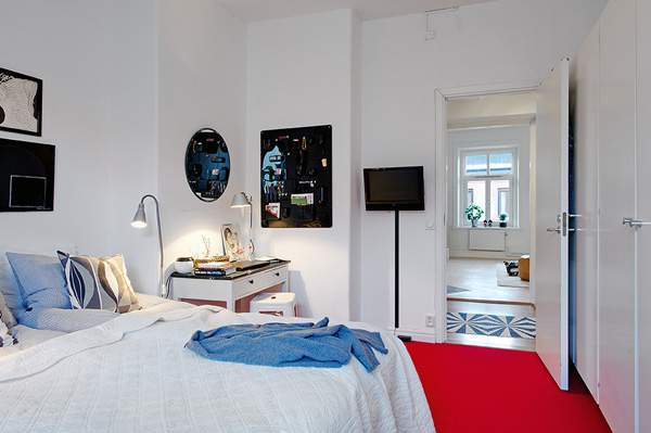 Thiết kế nội thất căn hộ chung cư 75m2 hiện đại