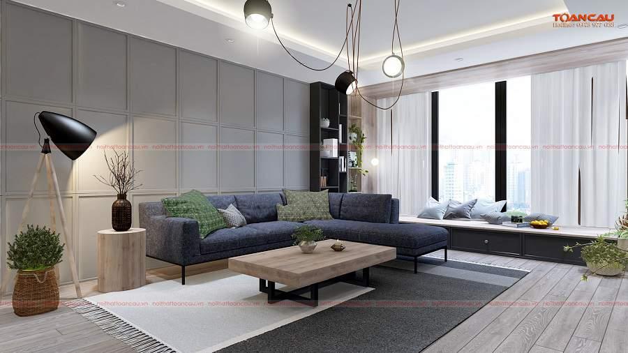 Cách bố trí nội thất cho căn hộ chung cư
