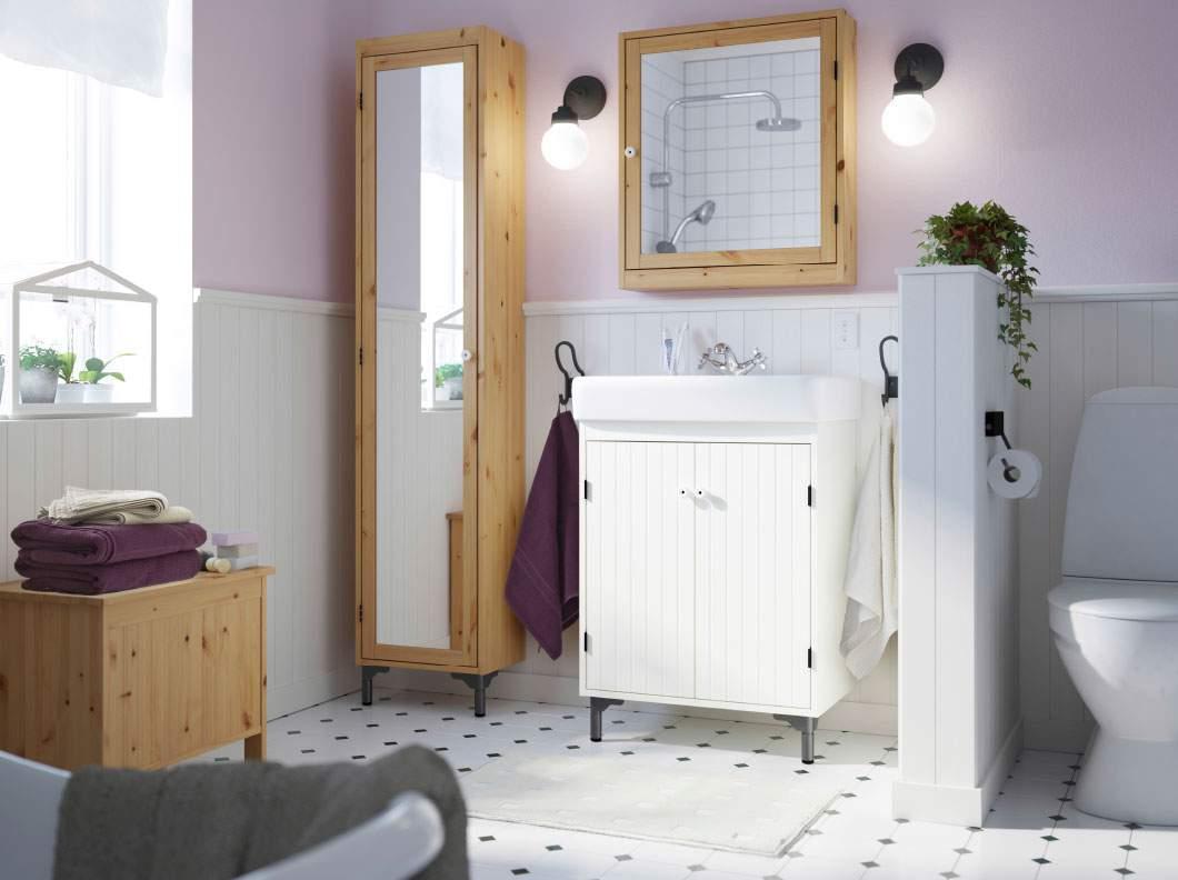 thiết kế nội thất biệt thự phòng tắm sang trọng