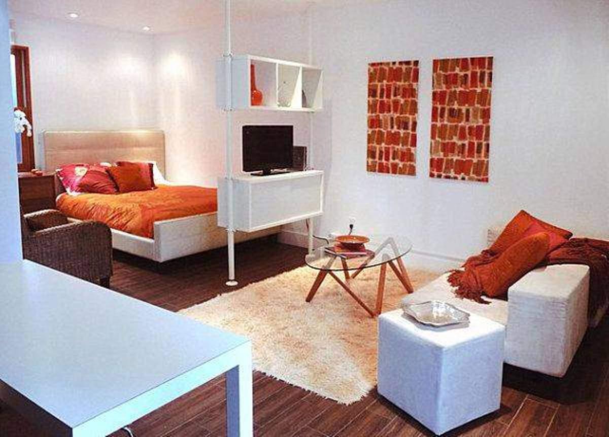 thiết kế nội thất chung cư 45m2, thiết kế căn hộ chung cư 45m2 sang chảnh