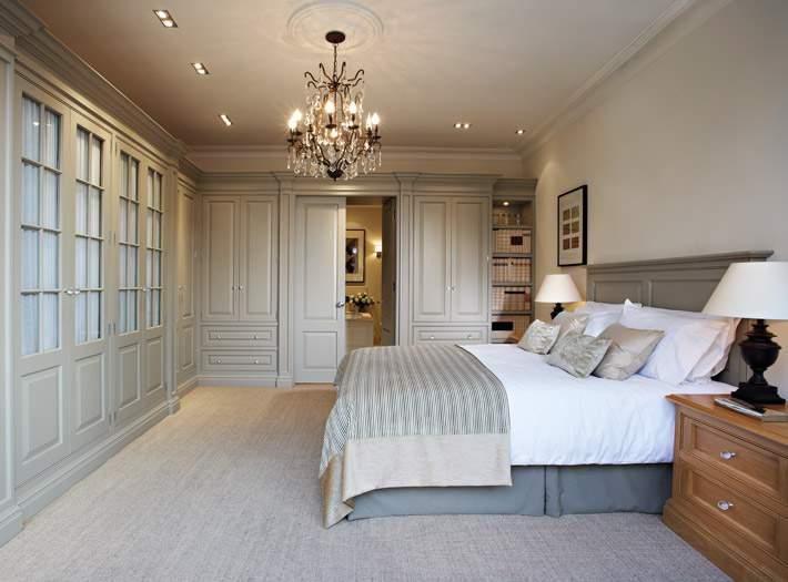 thiết kế nội thất chung cư 45m2 cho phòng ngủ đẹp