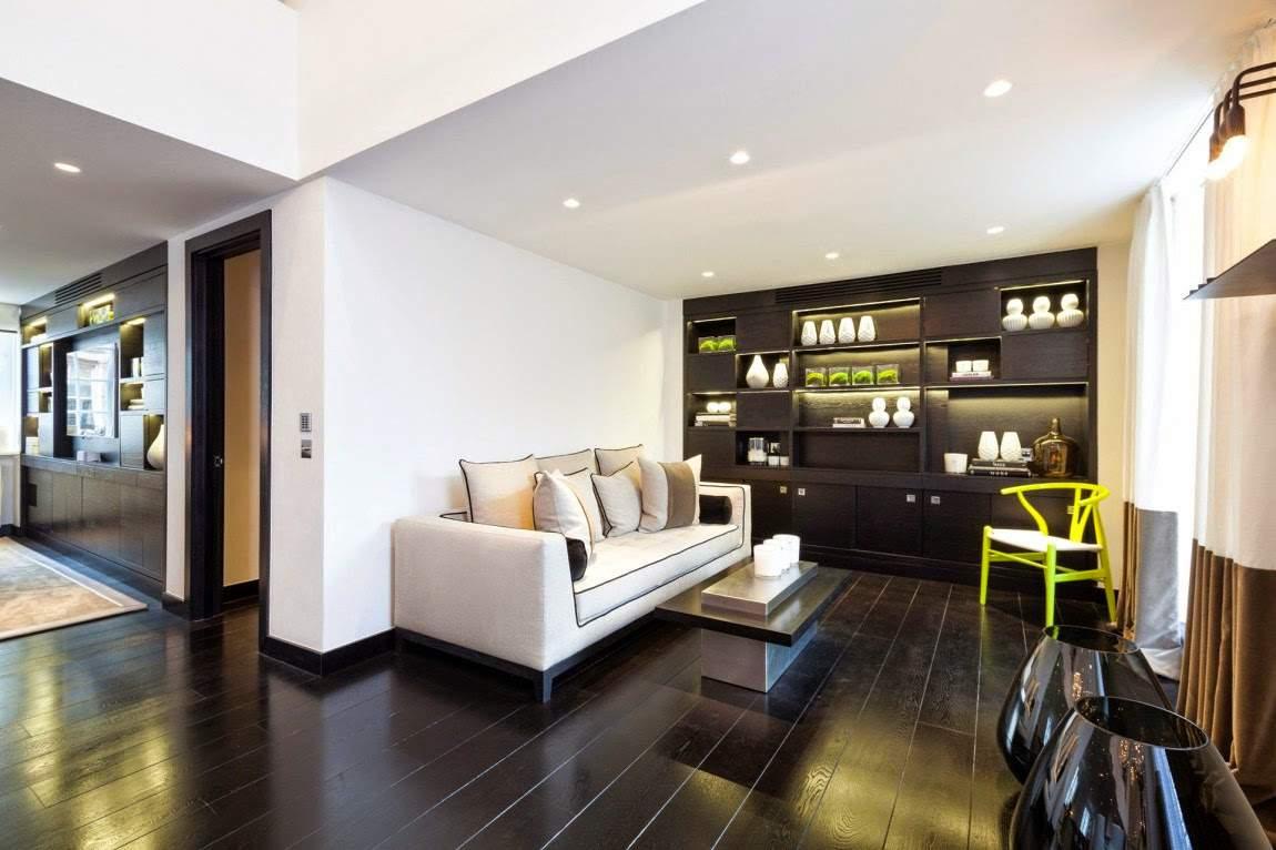 Một căn phòng nhỏ hẹp bạn nên biết cách bài trsi nội thất