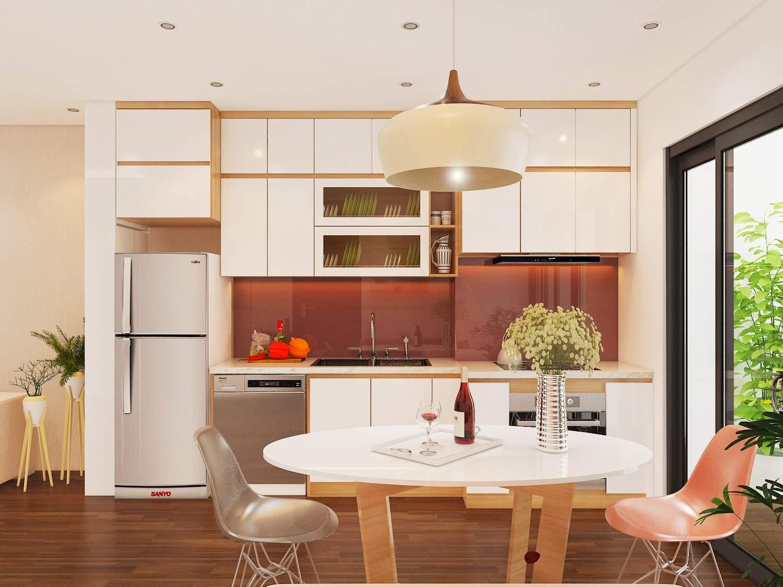 thiết kế nội thất chung cư mini phòng đẹp tinh tế