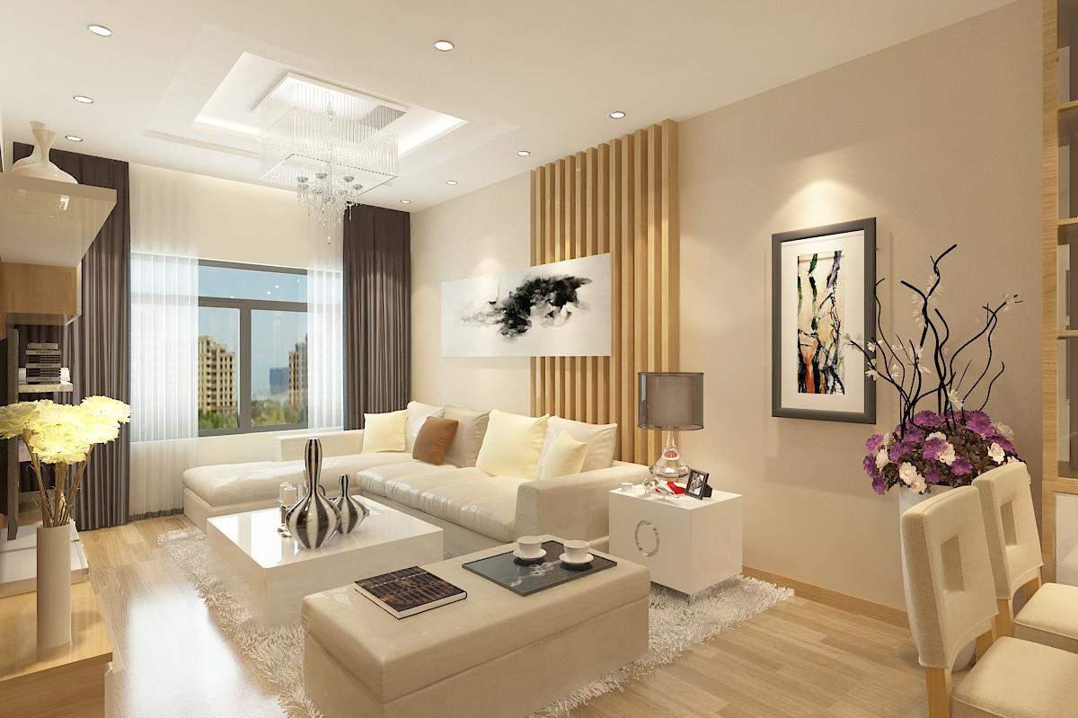 thiết kế cho không gian phòng đẹp sang trọng