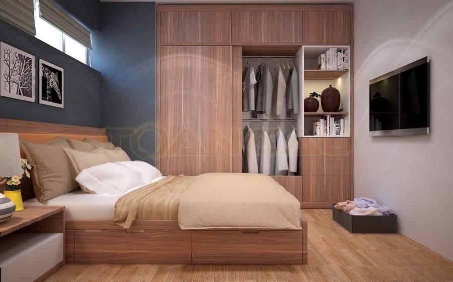 Những mẫu thiết kế nhà nhỏ đẹp tiện ích