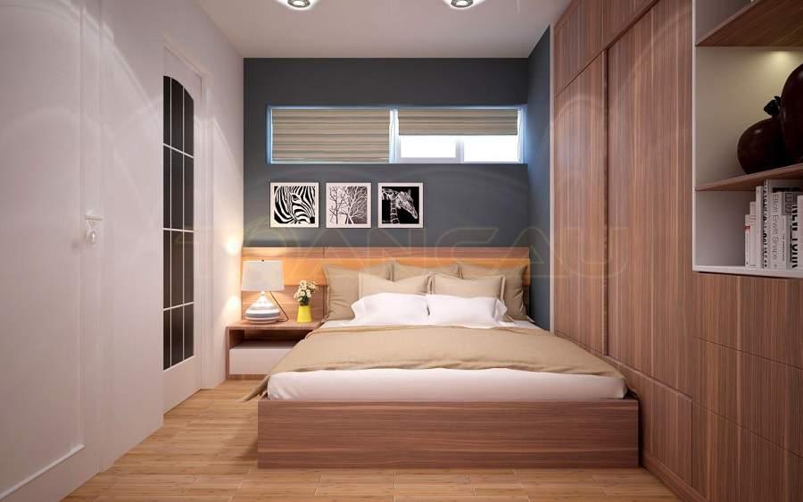 Cách bố trí phòng ngủ theo phong thủy rất đơn giản