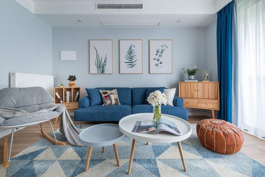 Mẫu thiết kế nội thất phòng khách tại Quảng Ninh