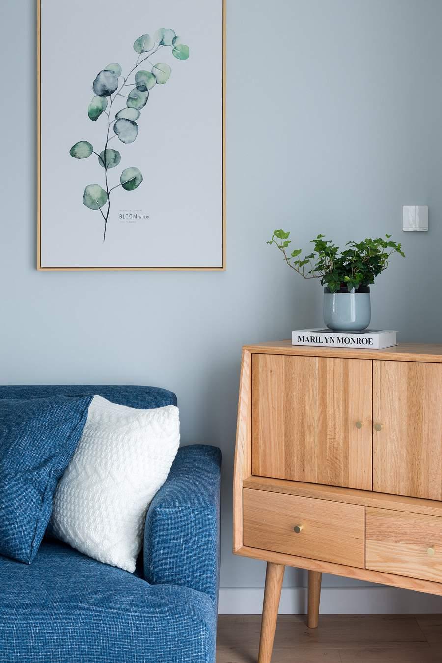 Thiết kế nội thất tối giản cho căn hộ chung cư hiện đại