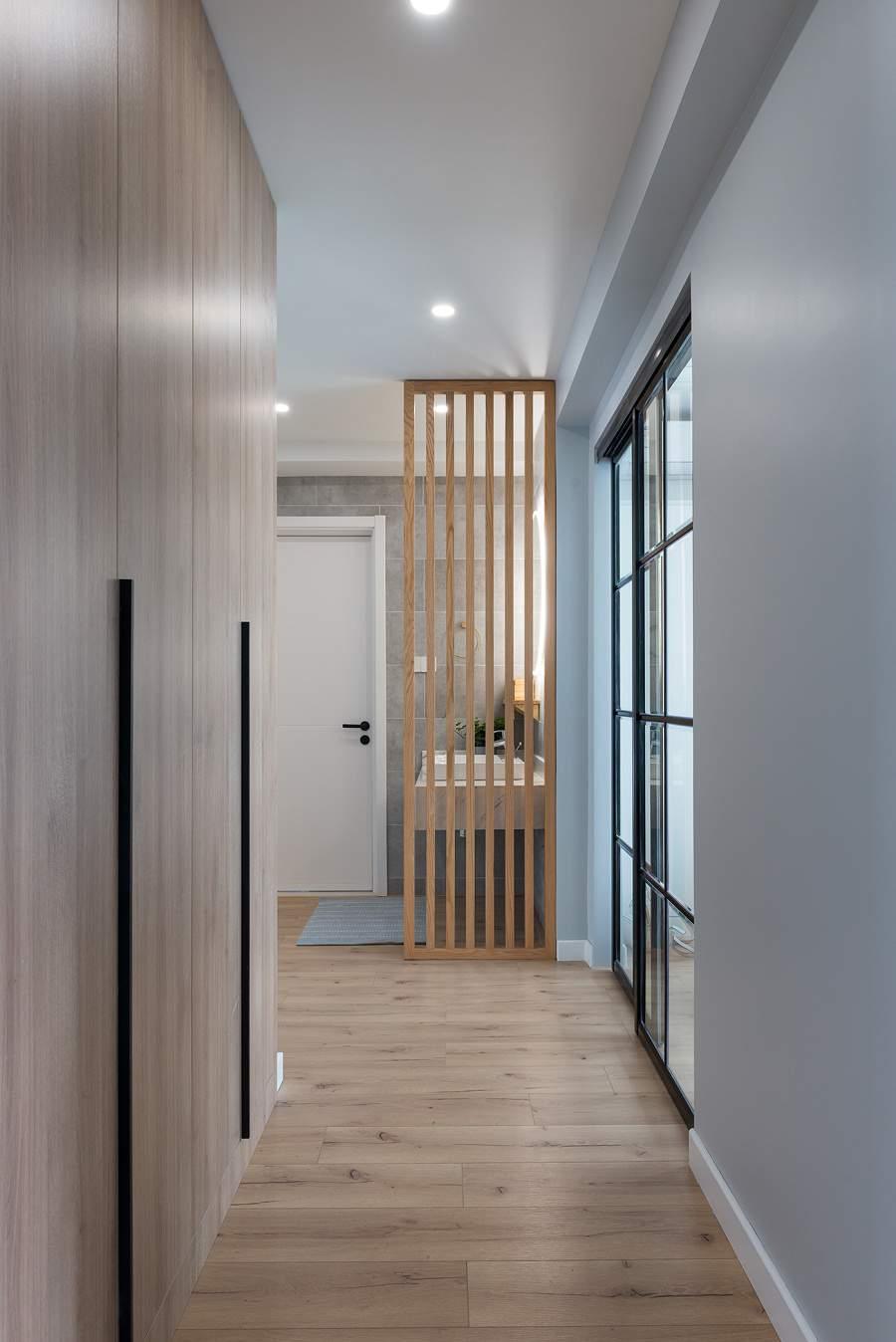 Trang trí sàn nhà bằng gỗ
