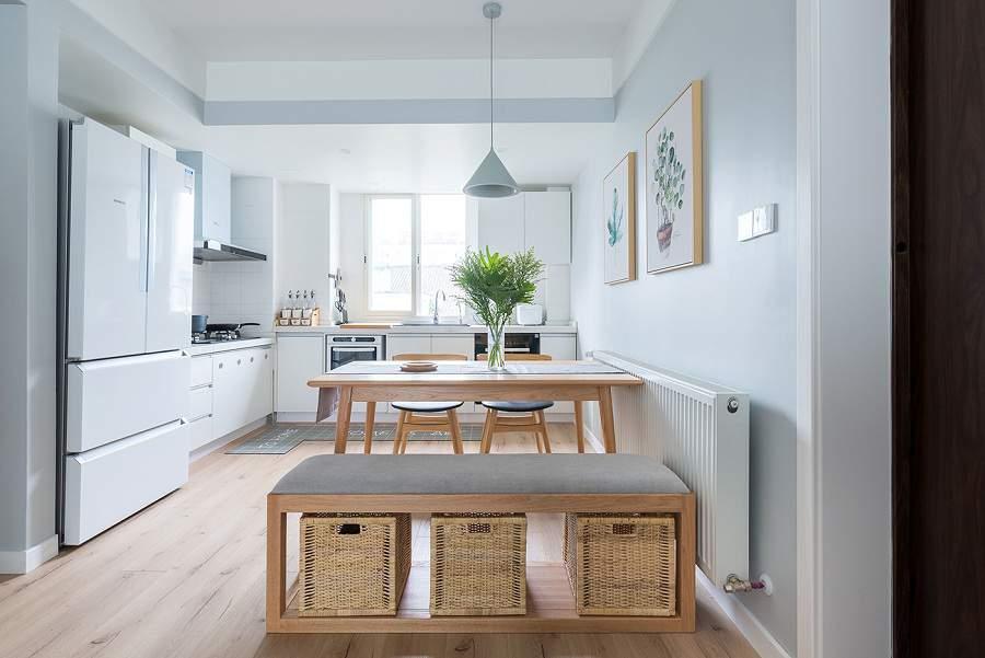 Thiết kế nội thất phòng bếp nhỏ đẹp