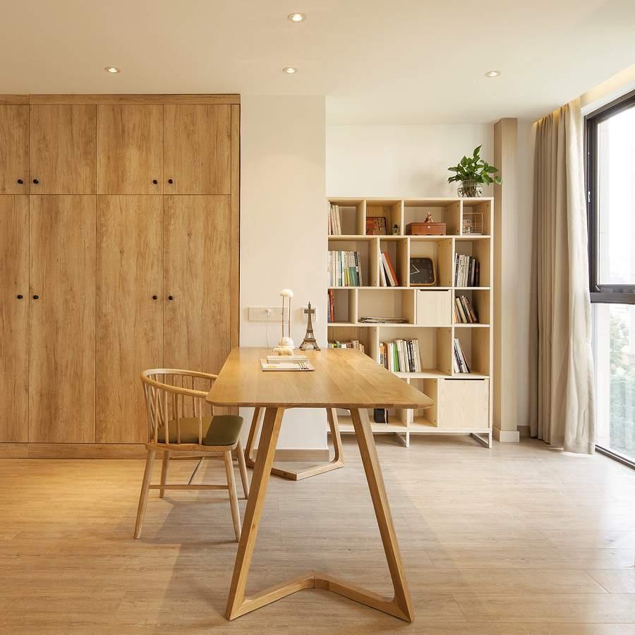 Thiết kế nội thất phòng ngủ chung cư kiểu Minimalist đẹp