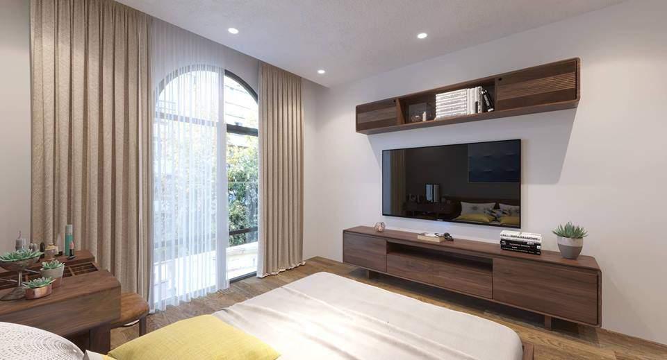 Thiết kế căn hộ Vinhome Hải Phòng nhỏ tiện nghi