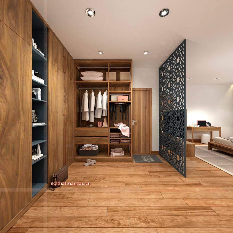 Thiết kế nội thất căn hộ Vinhome đẹp tại Hải Phòng những món đồ đa năng