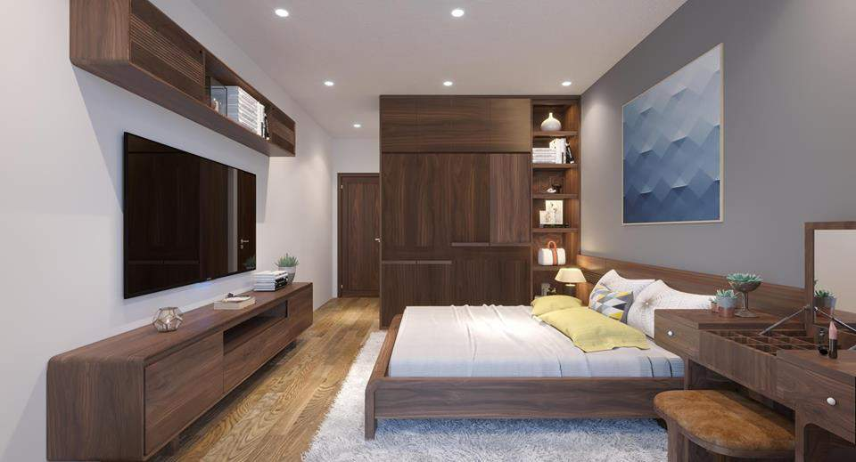 Thiết kế nội thất Vinhome Hải Phòng đẹp nhất