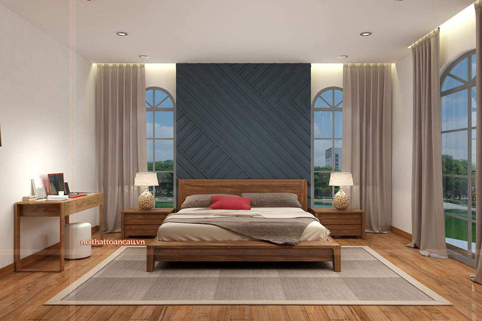 Thiết kế nội thất căn hộ Vinhome đẹp tại Hải Phòng