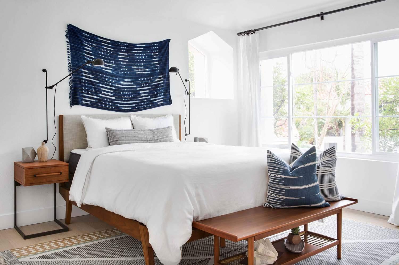Thiết kế nội thất mẫu nhà cấp 4 có 3 phòng ngủ đẹp sang