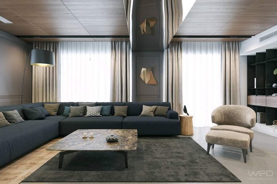 thiết kế lại căn hộ chung cư