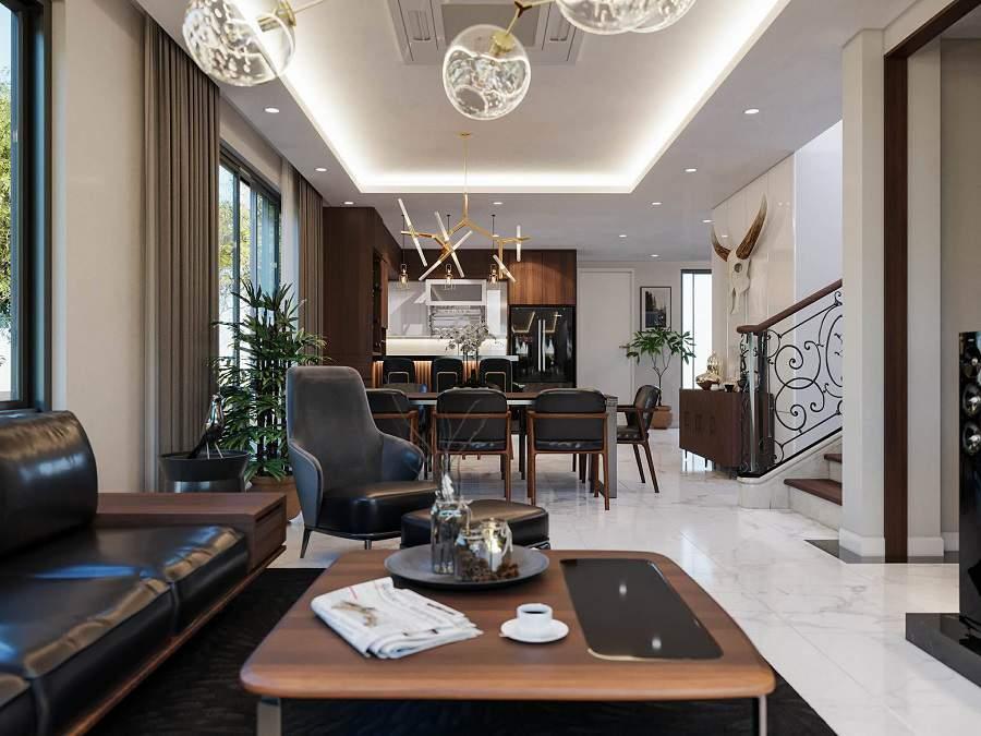 đồ gỗ nội thất cho nhà chung cư