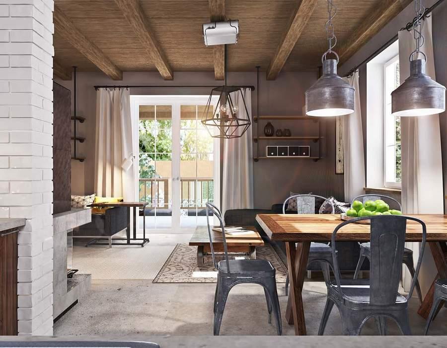 nhà phố nhỏ đẹp cho phòng bếp