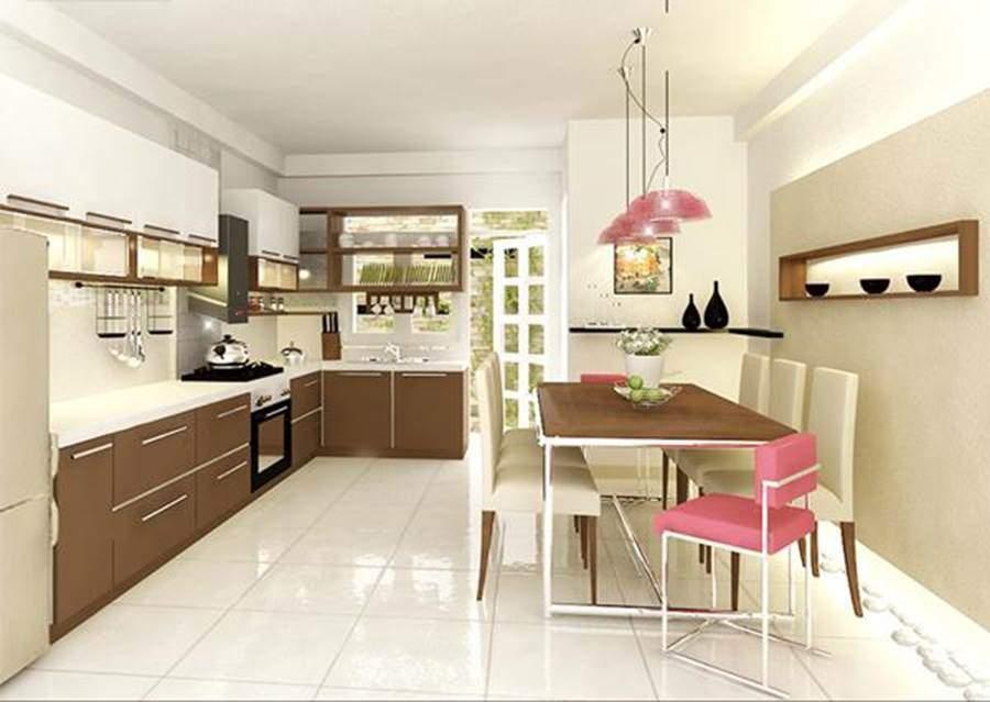 nhà bếp 12m2 hợp xu hướng thời đại