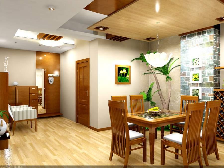 Thiết kế nội thất phòng bếp nhà ống giúp gia chủ thoải mái khi sống