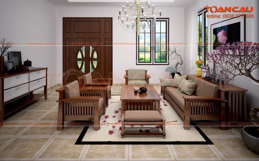 Sắp xếp những thiết kế nội thất phòng khách hợp mỹ quan và phong thủy là điều hết sức quan trọng