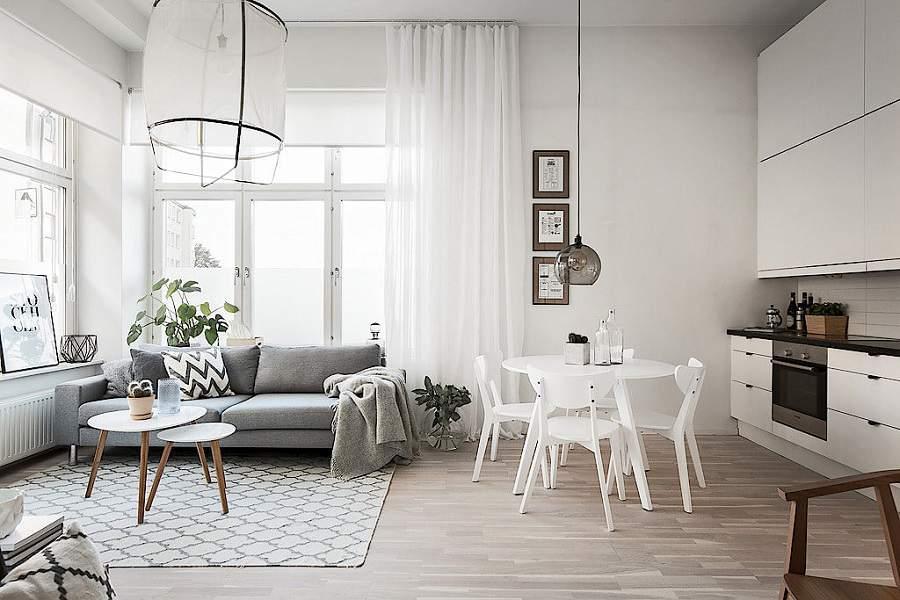 Những phong cách thiết kế nội thất cho người mệnh kim