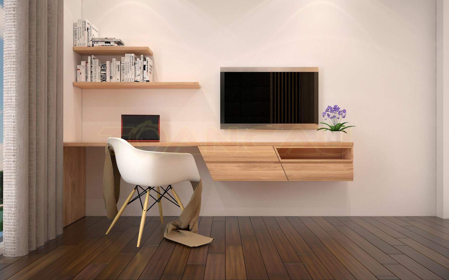 Nên sử dụng những món đồ nội thất tối giản