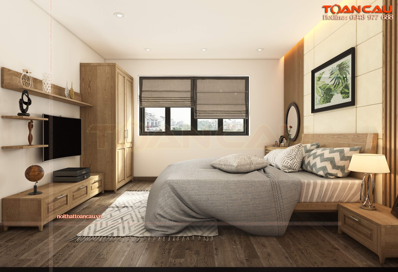 cách sắp xếp đồ đạc trong phòng ngủ thiết thực